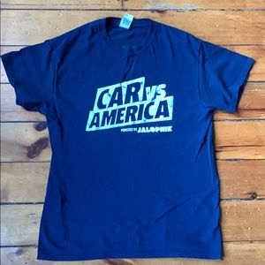 Other - Car VS America Tee from Jalopnik